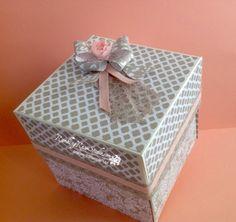 Wedding In A Box... | Rambling Rose Studio | Billie Moan