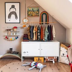 An Ikea kids' room remains to amaze the little ones, since they are offered a lot more than just kids' room fu Baby Bedroom, Nursery Room, Boy Room, Girls Bedroom, Unicorn Bedroom, Childrens Bedrooms Boys, Ikea Bedroom, Ikea Kids Room, Kids Corner