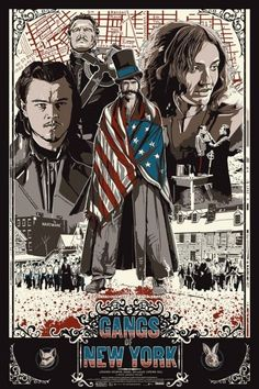 Gangues de Nova York (Gangs of New York, 2002)