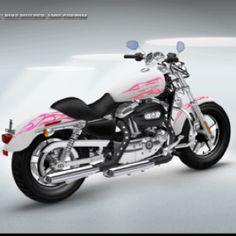 My Harley I wanna build