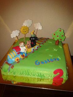 trem cake www.facebook.com/criaideia
