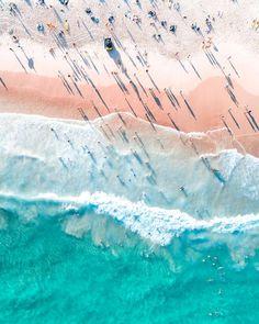 Dji Phantom 4, Bondi Beach, Surfboard, Light Pool, How To Find Out, Surfing, Swimming, Ocean, Australia