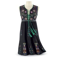 Petit-Point Dress - Women's Clothing & Symbolic Jewelry – Sexy, Fantasy, Romantic Fashions