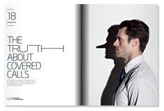 ThinkMoney Magazine - Tom Brown Art+Design
