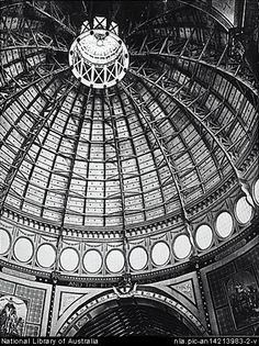 Dome of the Garden Palace, Sydney International Exhibition Building [picture].