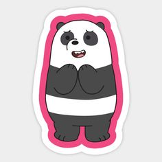 Brand Stickers, Cartoon Stickers, Funny Stickers, Code Wallpaper, Bear Wallpaper, Cartoon Wallpaper, Luggage Stickers, Cute Cartoon Images, We Bare Bears Wallpapers