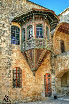 The beautiful #Beiteddine Palace By Hiam Hazime  #Lebanon #WeAreLebanon