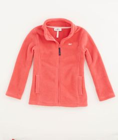 LOVE...this vineyard vines fleece jacket, reminds me of you guys that like vineyard vines