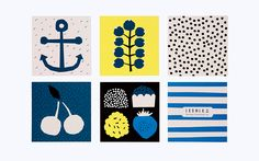 IKONIK2 cards from Darling Clementine