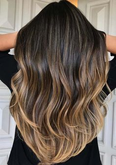 20 Gorgeous Brunette Balayage Hair Colors for 2018. Hottest combinations of balayage hair colors with brunette highlights is really awesome choice of colors for ladies to wear nowadays. Here you can find the favorite ideas of balayage hair colors to add extra shine in your hair. We have collected in this post best shades of brunette balayage highlights for year 2018.