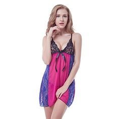 94be44c53a Kissria Sexy Nightwear