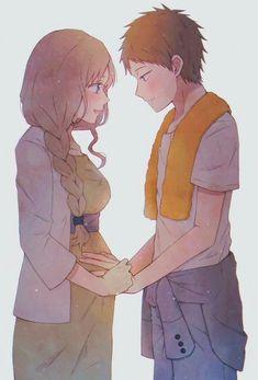 Kokoro and mitsuru Couple Manga, Anime Love Couple, Cute Anime Couples, I Love Anime, Anime Art Girl, Manga Art, Manga Anime, Anime Pregnant, Sakura Card Captor
