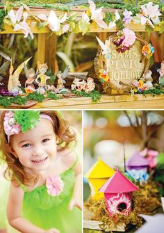 tinkerbell-party-pixie-hollow-bird-house