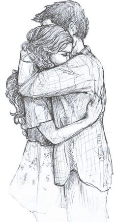 Art Discover 40 Romantic Couple Hugging Drawings and Sketches - Buzz 2018 Cute Couple Drawings Love Drawings Cartoon Drawings Art Drawings Pencil Drawings Romantic Couple Hug Romantic Couples Teen Wolf Paintings Cute Couple Drawings, Couple Sketch, Cute Couple Art, Cute Drawings, Drawings Of Couples Hugging, Anime Sketch, Sketch Art, Drawing Sketches, Drawing Poses