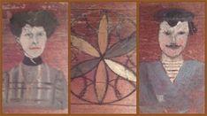Art Paintings Kunst - www.tamina1953.com Antique Roses, Art Paintings, Vintage Antiques, Sailor, Toms, Art Gallery, Kunst, Art Museum, Painted Canvas