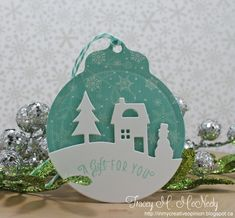 25 Days of Christmas Tags - Day14
