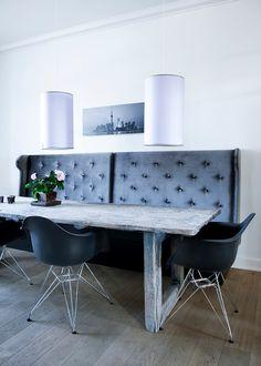 Home With The Dark Furniture // Домът с тъмни мебели | 79 Ideas