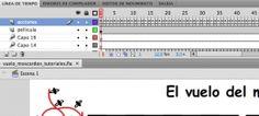 Creación de musicogramas en Flash (tutoriales)