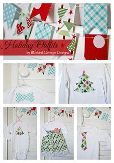 Cute Handmade Holiday Outfits