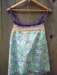 Funky Sweet Backless Tank Shirt/ Eco Halter Tie Top Summer Festival Tops Gear Beach Cover Up XXL