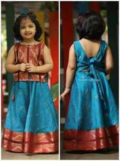 Girls Frock Design, Baby Dress Design, Kids Frocks Design, Baby Frocks Designs, Kids Dress Wear, Kids Gown, Gowns For Girls, Dresses Kids Girl, Kids Ethnic Wear
