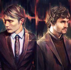 Hannibal by teralilac.deviantart.com on @deviantART
