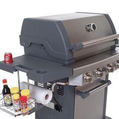 BC-300N BroilChef 4 Burner Propane Gas Grill