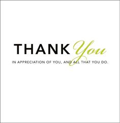 Thank You Quotes for Employees | Thank You: In Appreciation of You, and All That You Do (Gift of ...