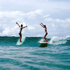Surfer Mädchen Dating