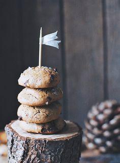 cookies med havsalt