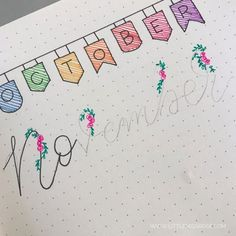 One of the simplest ways to add flair and creativity to your bullet journal is to use a different heading. Just changing up the font, or colour, or size can change the look of your bullet journal spread. Headings require less skill than doodling as well, and can easily be accomplished by anyone. There...View the Post