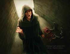 Eldritch Horror, Hp Lovecraft, Call Of Cthulhu, Deep, Painting, Rpg, Painting Art, Paintings, Painted Canvas