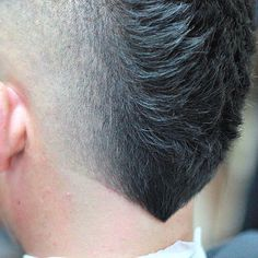 cortes de cabello para hombres en forma de v