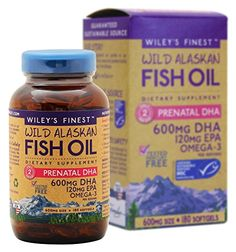 Wileys Finest Wild Alaskan Fish Oil Prenatal DHA DHA Omega 3 Supplement 180 Softgels >>> Be sure to check out this awesome product. (This is an affiliate link) Omega 3 Supplements, Nutritional Supplements, Best Apple Cider Vinegar, Vitamin D Supplement, Green Tea For Weight Loss, Best Green Tea, Vitamin E Oil, Fish Oil
