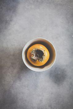 Kakifrucht, Food-Fotografie, www.genussfotografie.at