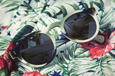 Illesteva 2014 Spring/Summer Collection, Hawaiian, sunglasses