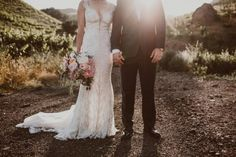 Floral and Feminine Malibu Wedding at Saddlerock Ranch