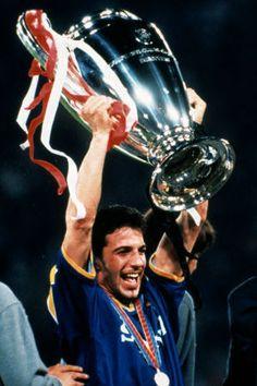 Del Piero, Champions League.