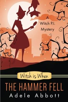 Witch Is When The Hammer Fell (A Witch P.I. Mystery) (Volume 8) by Adele Abbott http://www.amazon.com/dp/1519510896/ref=cm_sw_r_pi_dp_cLb0wb0TSZ3ST