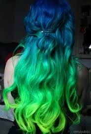 Image result for multi color hairstyles