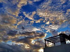 Nubes (Clouds) - Madrid, España (Madrid, Spain) - iPhone 4S & Camera+ Copyright © Juan Hernandez Orea