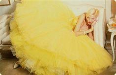 Yellow Dancer by susanna