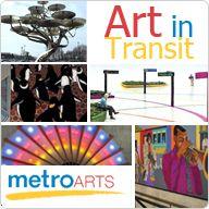 MetroArts Art in Transit