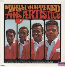 ARTISTICS - What Happened (Brunswick BL 754153) click to see the tracklist. Vinyl   Music