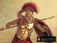 Hoplite, by Mark Churms