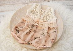 Floral newborn romper photo prop lace baby girl outfit   Etsy Newborn Boy Clothes, Newborn Baby Photos, Baby Girl Photos, Newborn Photo Props, Baby Girl Newborn, Baby Boy Photography, Baby Boy Romper, Girls Rompers, Boy Outfits