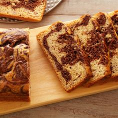 Marbled Banana Bread By Food Network Kitchen