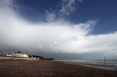 Clouds at Teignmouth Beach - Teignmouth Shaldon and Dawlish