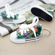 Promotional mini sneaker key chain, mini tennis shoe key chain, vivid color, custom logo available. Size: 7.5cm Small and special order are welcome....