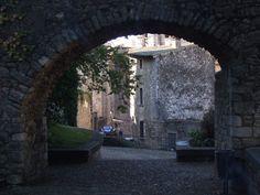 Barri Vell (El Call) ciudad de Girona